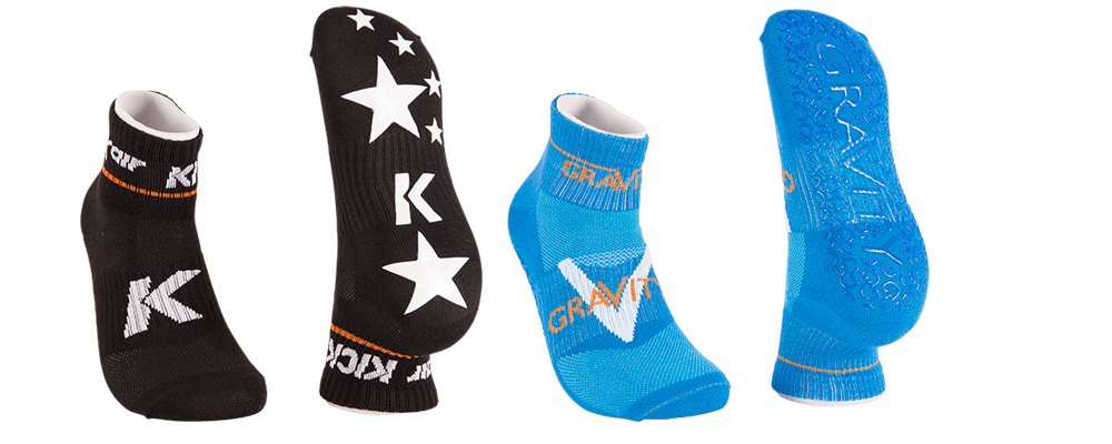 Trampoline Socks - Samurai Active Entertainment Products
