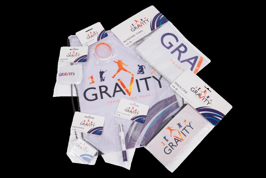 Gravity retail merchandise range increase spend